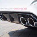 BMW M3/M4 Carbon Fibre Rear Diffuser