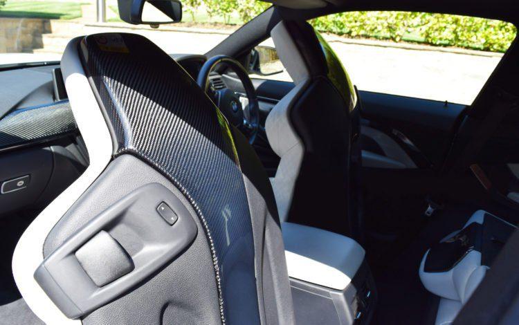 Bmw M3 M4 Carbon Fibre Seat Back Covers Carbonwurks