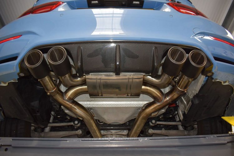 Quicksilver Bmw M34 Active Valve Exhaust System Carbonwurks