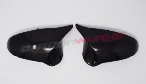 BMW M3/M4 Full Carbon Fibre Mirrors - Right Hand Drive