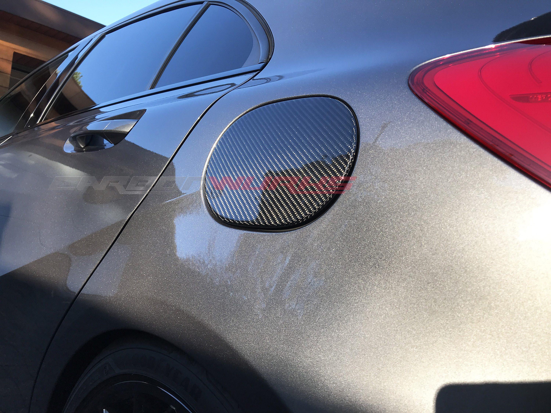 A Class Carbon Fibre Fuel Flap