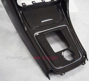Mercedes Benz Facelift 45 A/CLA/GLA Carbon Fibre Centre Console