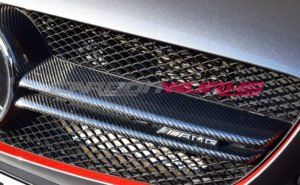 Mercedes AMG Grille Badge