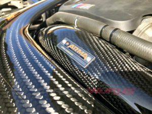 BMW M3 M4 F8X Arma Speed Carbon Fibre Intake