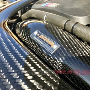 BMW M3 M4 F8X Arma Speed Carbon Fibre Intake