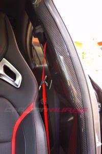 Mercedes Benz A/CLA/GLA Carbon Fibre B Pillars