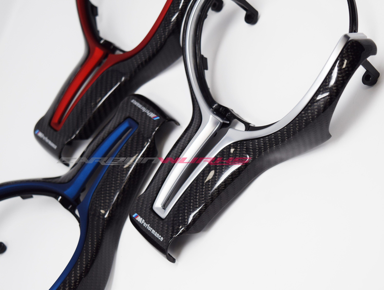 BMW M Performance Carbon Fibre Wheel Trim