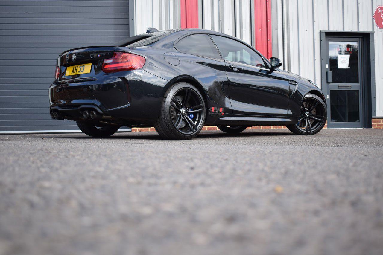 BMW M2 F87 Active Valve Titan Sport System