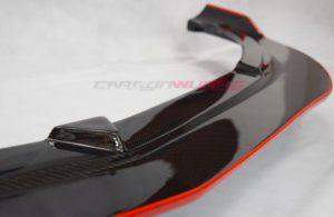 CLA Class Carbon Fibre Front Spoiler Extension