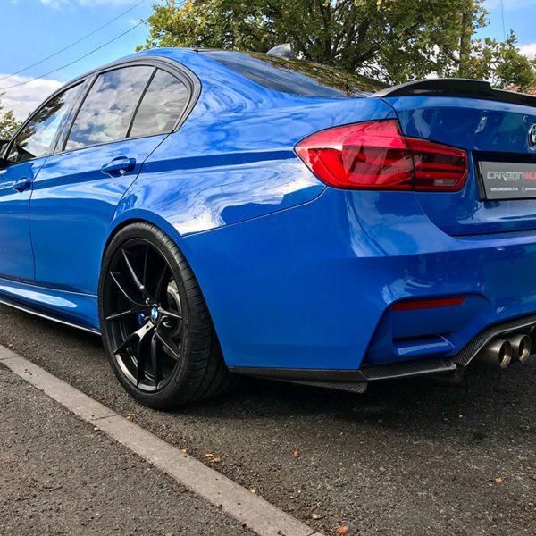 "BMW M3 ""CS"" Carbon Rear Boot Spoiler"