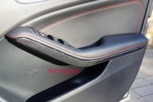 Mercedes Benz A/CLA/GLA Carbon Fibre Door Card Trims