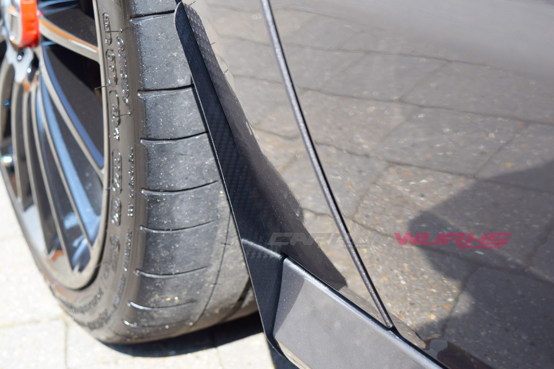 Mercedes Benz A/CLA/B Class Arch Guards