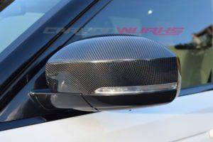 Range Rover Sport/Evoque Carbon Fibre Mirrors