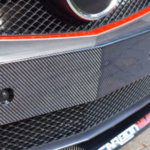 Mercedes A/CLA Carbon Fibre Number Plate Surround