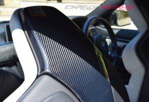 BMW M3/M4 Carbon Fibre Seat Back Covers
