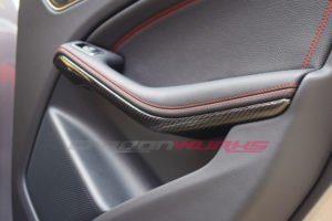 Mercedes Benz A/CLA/GLA Carbon Fibre Door Card Trims
