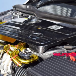 Mercedes A/CLA/GLA45 Carbon Fibre Engine Cover