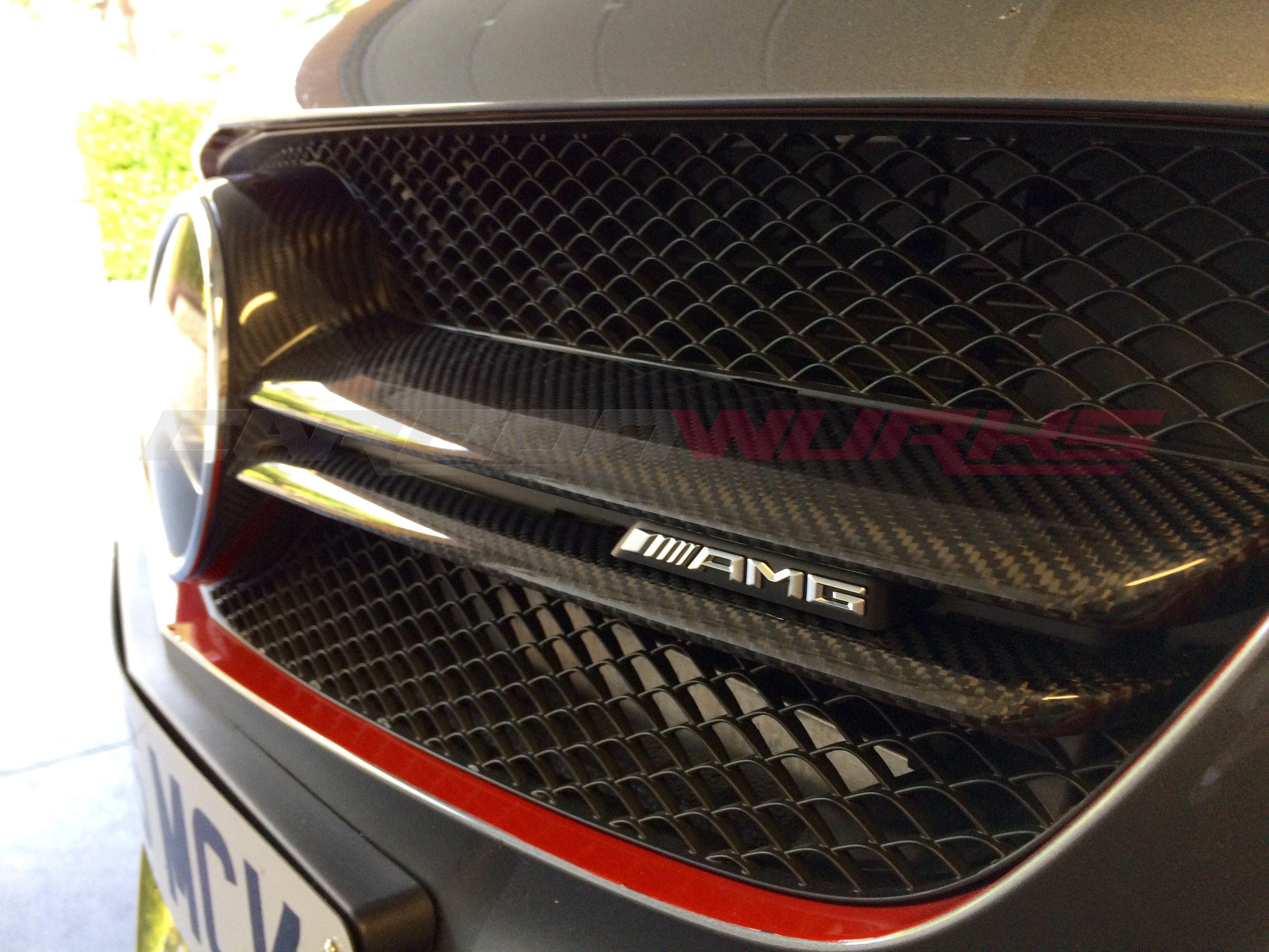 Mercedes Benz A45 AMG Carbon Fibre Grille
