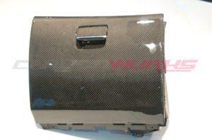 Mercedes Benz A/CLA/GLA Class Carbon Fibre Glovebox