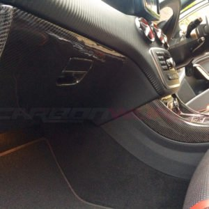 Mercedes Benz A/CLA/GLA Class Carbon Fibre Glovebox