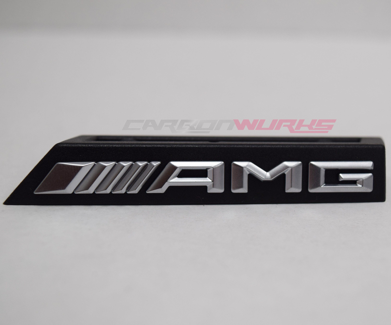 Mercedes AMG Grille Badge