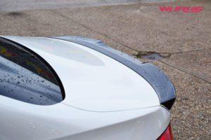 BMW M3 Carbon Fibre Rear Spoiler