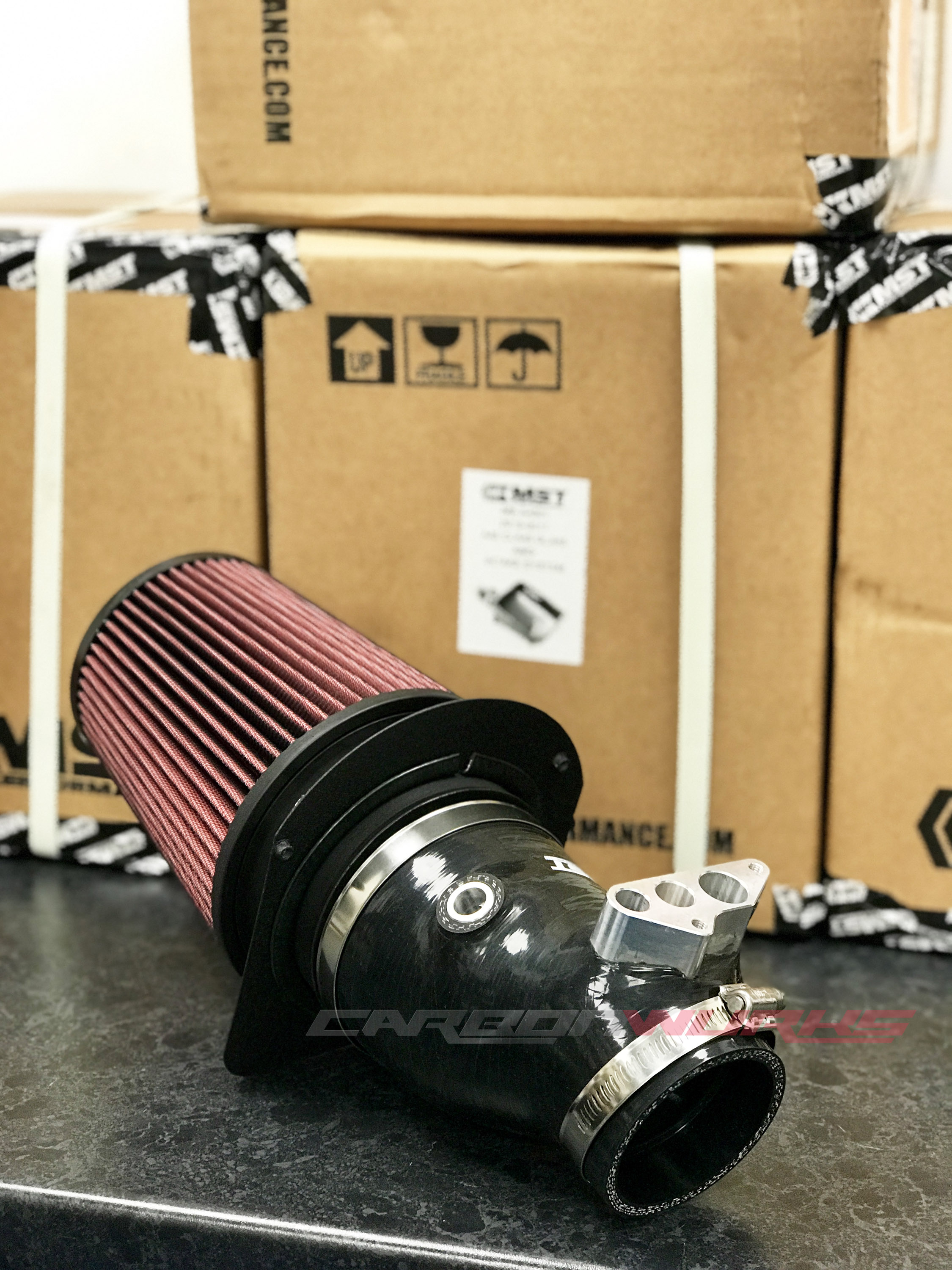 MST Performance A/CLA/GLA45 Intake Kit