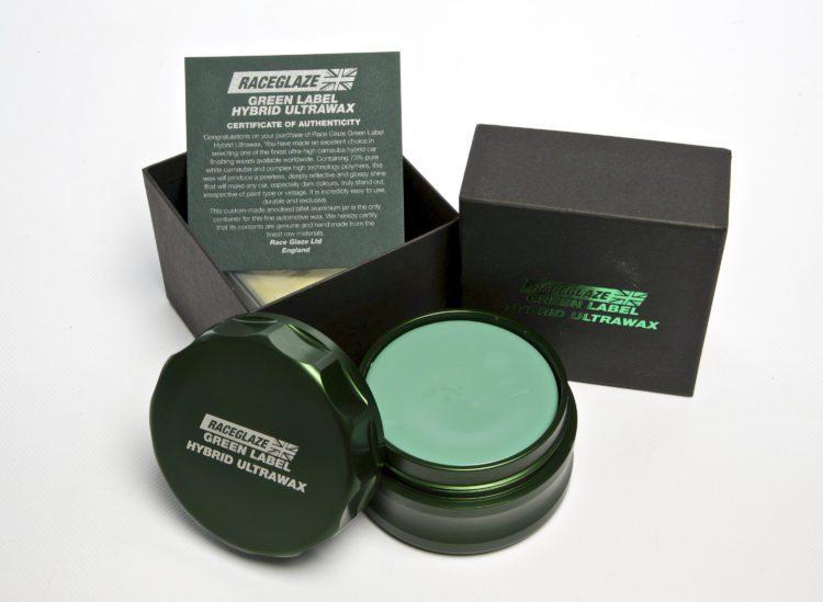 Race Glaze Green Label Hybrid UltraWax