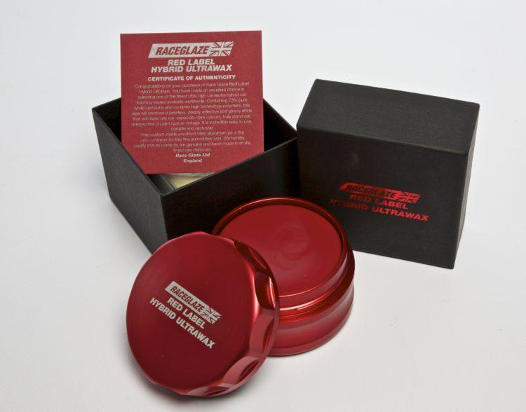 Race Glaze Red Label Hybrid UltraWax