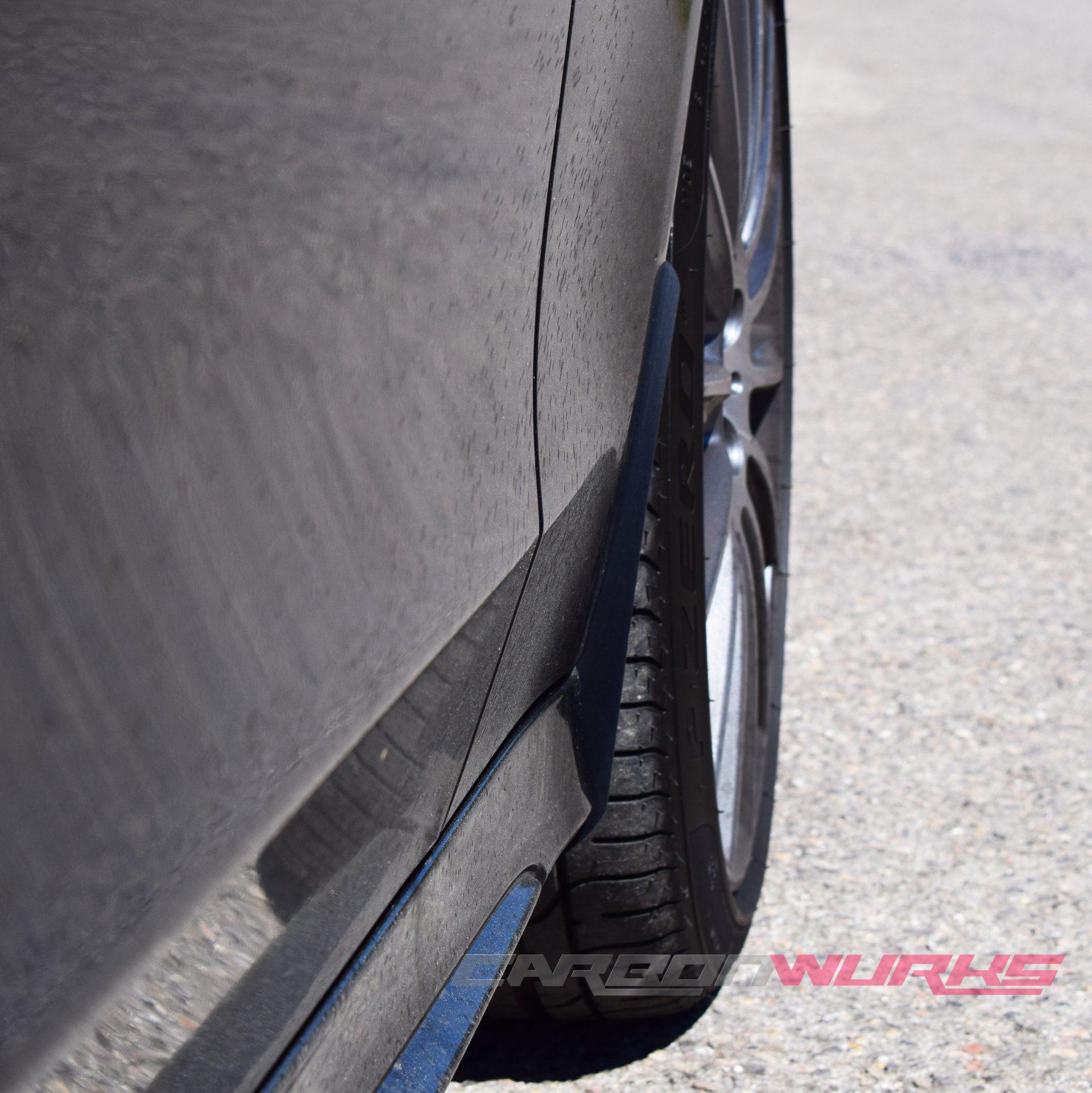 Mercedes Benz C Class Arch Guards