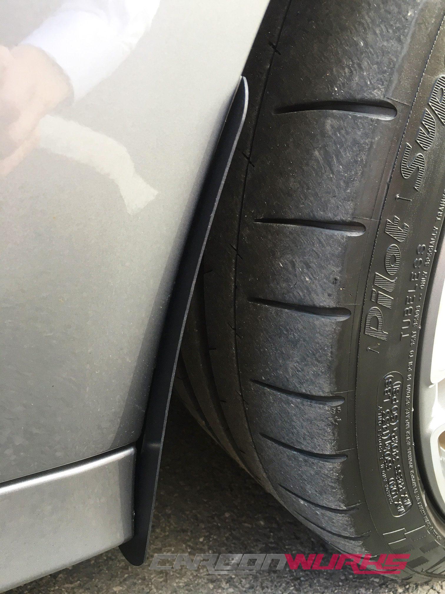 Mercedes Benz CLS Class Arch Guards