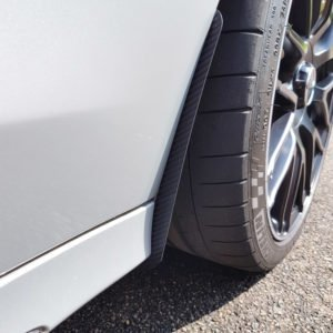 Mercedes Benz C Class Arch Guards