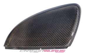 VW Golf MK7 Gloss Carbon Fibre Mirrors