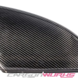VW Golf MK7 Gloss Carbon Fibre Mirrors