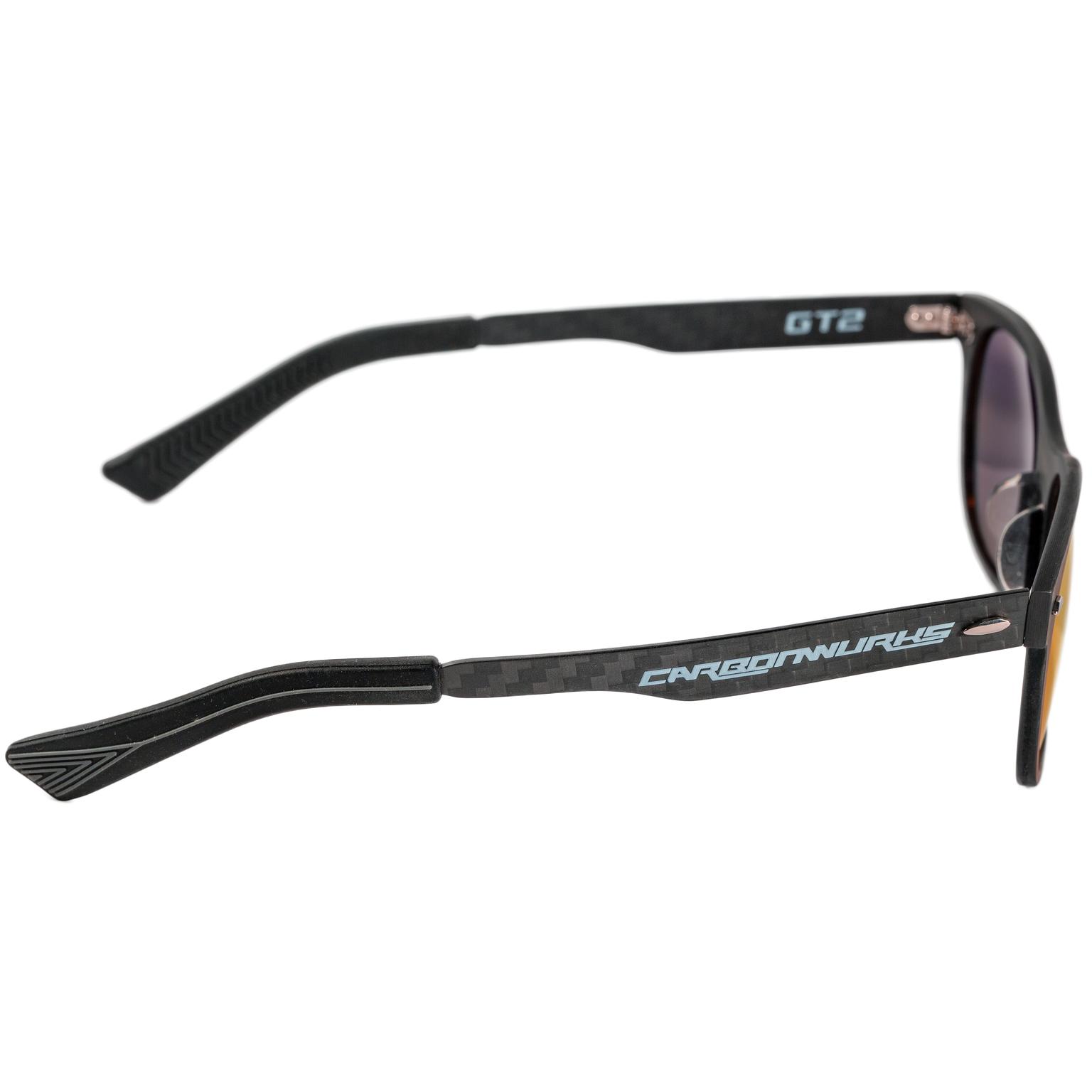 GT2 sunglasses Deep Red Mirror