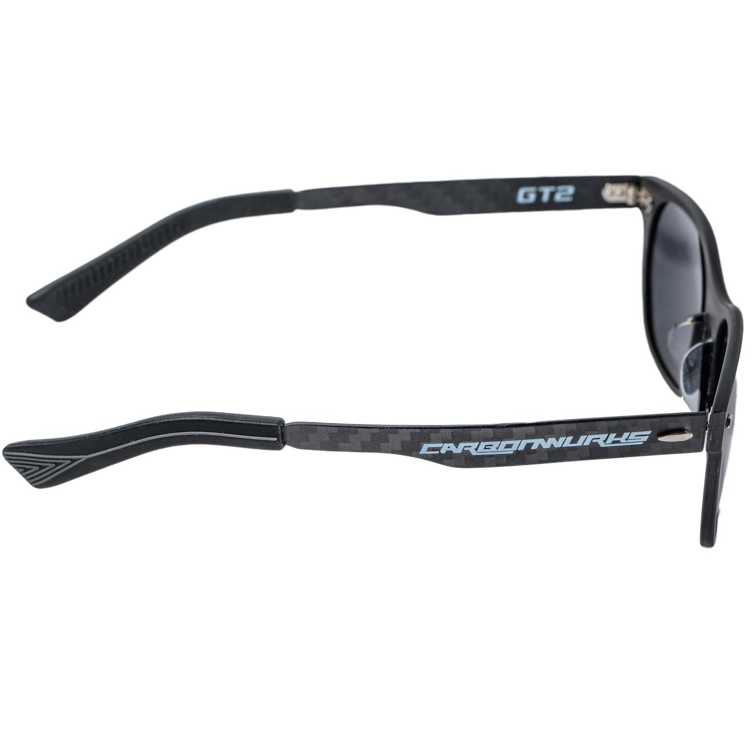 GT2 sunglasses Midnight Black