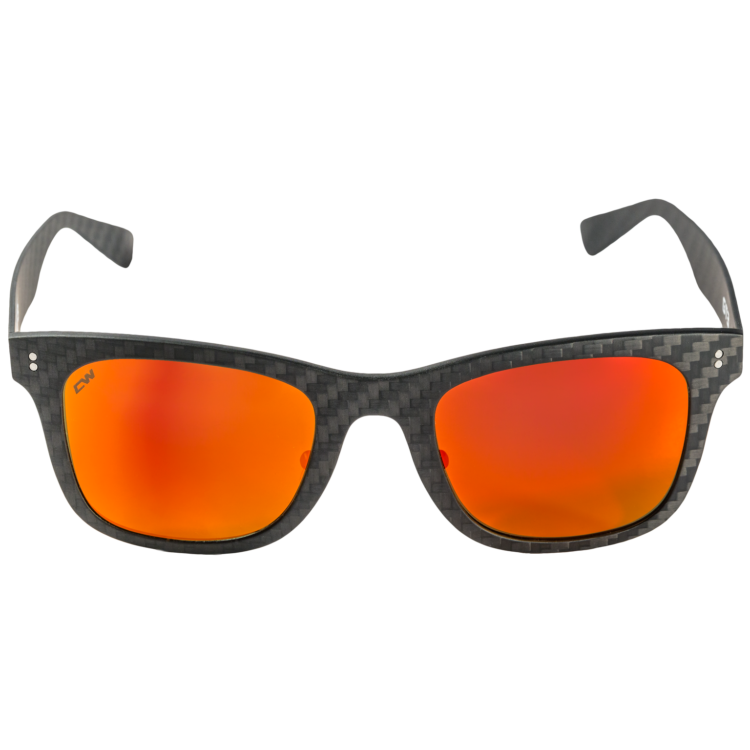 GT3 sunglasses Deep Red Mirror