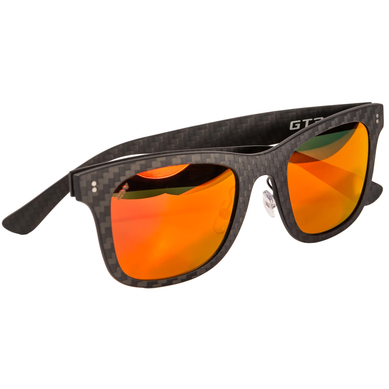 GT3 sunglasses Deep Red Mirror