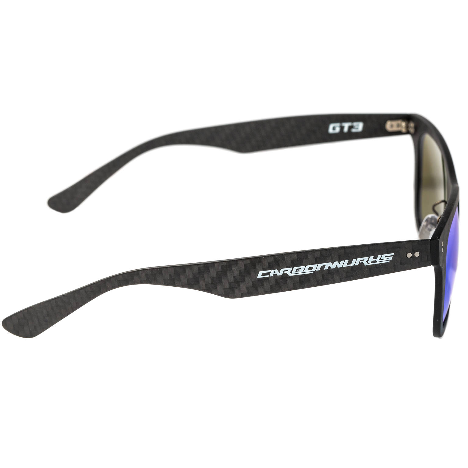 GT3 sunglasses Sea Blue Mirror